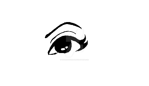 Pixel Eye by 00ShadowGirl00