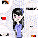 Oekaki Violet Fail - 'Pieces'