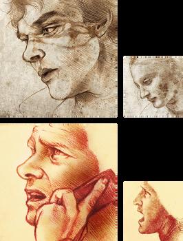 Sherlock da Vinci