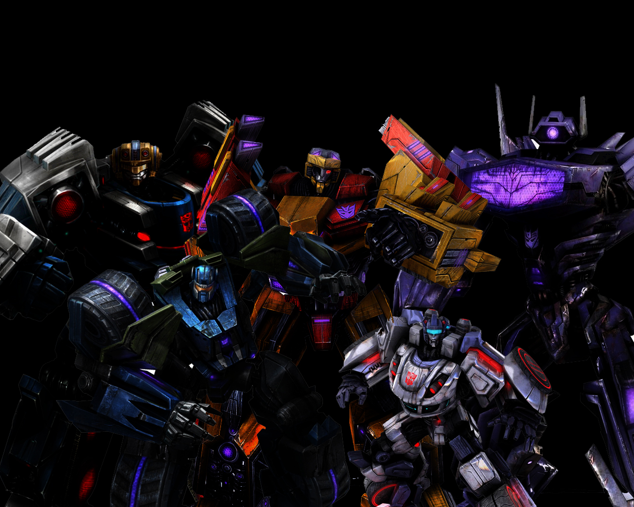transformers war for cybertronlordstrscream94 on deviantart