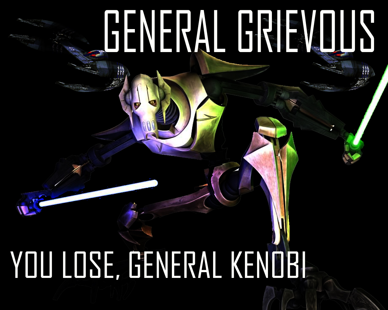General Grievous Wallpaper 2 By Lordstrscream94 On Deviantart