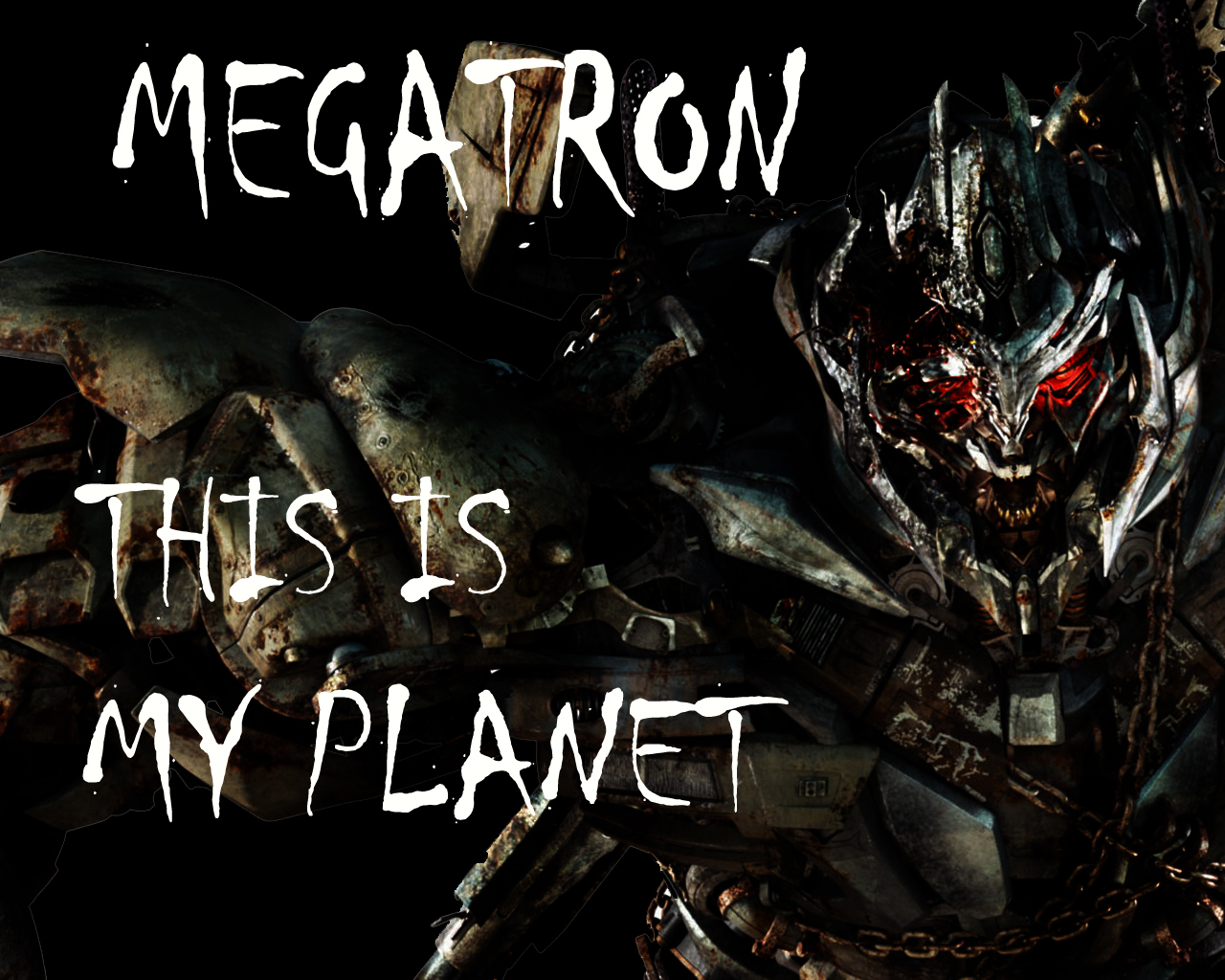 Megatron Wallpaper 5 by Lordstrscream94 on DeviantArt