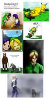 Legend of Zelda: Dumplings by deizelyn