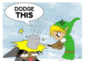 Shadow Link vs Link: Easy win