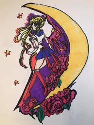 Sailormoon Drawing
