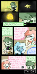 Captured Pearl page 7 (END) by GagPal3