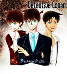 Lovely Guys in Detective Conan