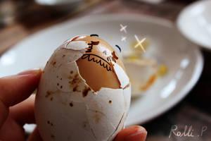 Sleeping Baby Egg