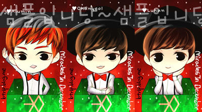 Miracles in December fanart