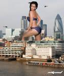 Giant Kim, Sexy by Nikemd