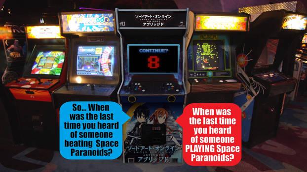 Trapped in the Arcade World (SAO Abridged)