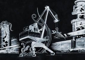 Omsk Heavy Industries by you-gene