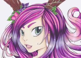 Iris by kathe-cat