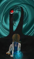 Monster Vs girl by kathe-cat