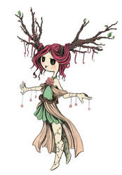[FOREST SPIRIT FAMILLY] mother