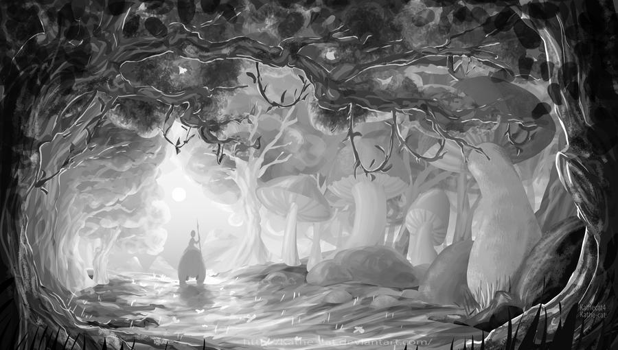 Forest Bg shadow