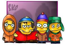 South Park.......Simpson? by juliazn14