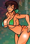 Glamorous Kasumi-chan!