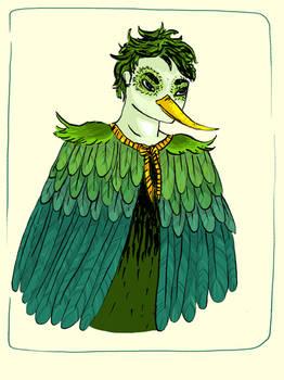 L'augellino belverde