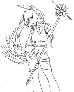 Koinu Lineart