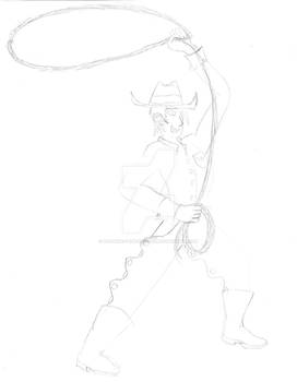 Quickdraw: Cowboy with Lasso