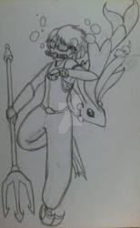 Ancestral Ocean Hunter: Corrie