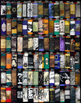 lighter collection 2003 - 2011