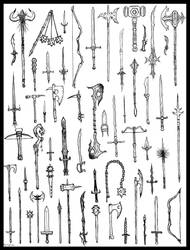 Weapons Page