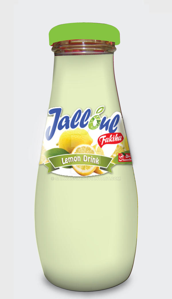 Jalloul - Lemonade Fruit Drink by salwassim