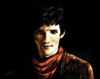 Merlin (FA) by keyjleen