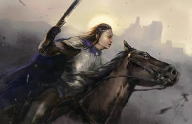 Elf knight