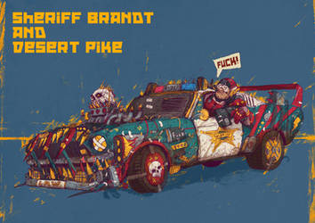 Sheriff by GarryGaller