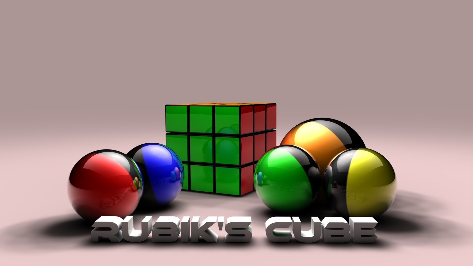 Rubiks Cube Wallpaper By Techflashdesigns On Deviantart