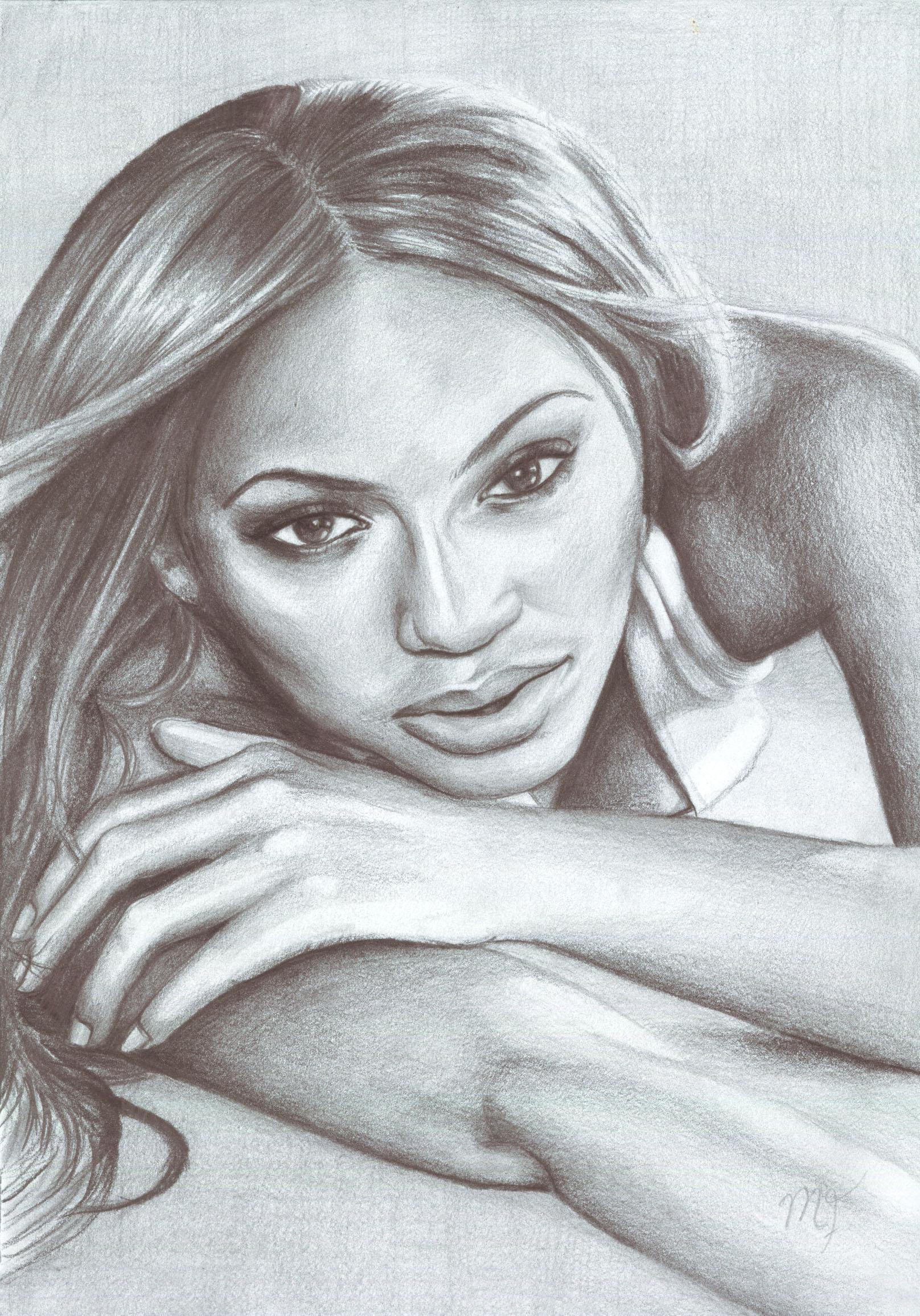 Beyonce by MissMelis05