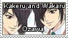 GH: Kakeru and Wakaru Ozawa by just-stamps