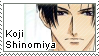 GH: Koji Shinomiya by just-stamps