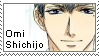 GH: Omi Shichijo by just-stamps