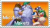 Mischief Makers by just-stamps
