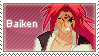 GG: Baiken by just-stamps