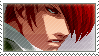 Iori Yagami 03 by just-stamps