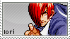 Iori Yagami 05 by just-stamps