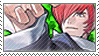 Iori Yagami 10 by just-stamps