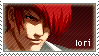 Iori Yagami 18 by just-stamps