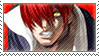 Iori Yagami 21 by just-stamps