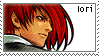 Iori Yagami 22 by just-stamps