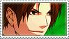 Kyo Kusanagi 02 by just-stamps