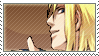 Terry Bogard 01 by just-stamps