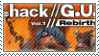 .hack : G.U. vol. 1 : Rebirth by just-stamps