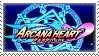 Arcana Heart by just-stamps