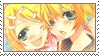 Kagamine Len Rin by just-stamps